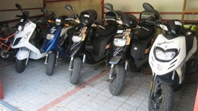 Rent a scooter and bikes - Riki