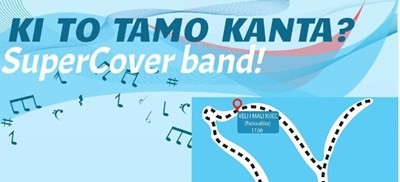 Ki to tamo kanta? SuperCover band!
