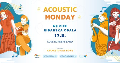 ACOUSTIC MONDAY: Love Runners Band
