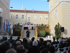 Duhovski utorek - Day of Omišalj Municipality